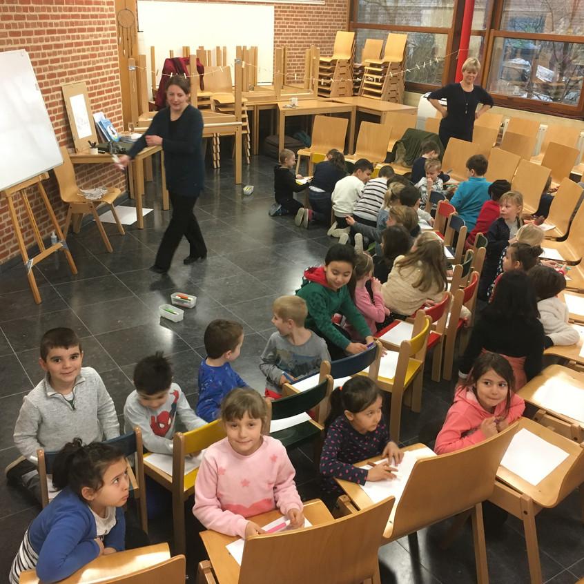 '17'18 - L1 - Auteurslezing Hilde Schuurmans (5)