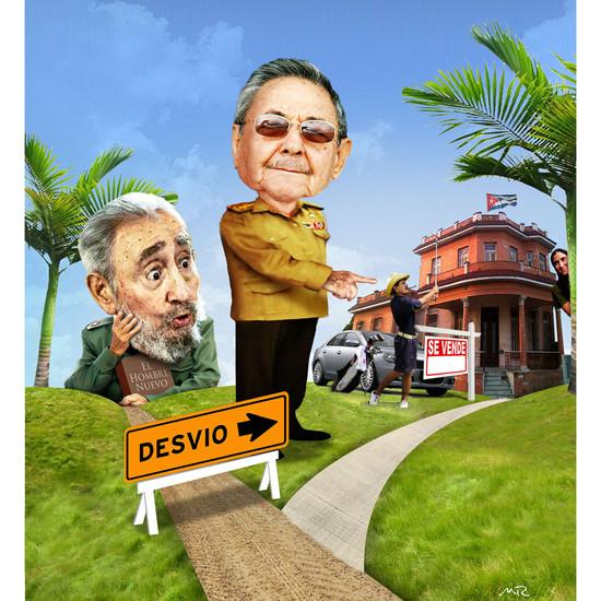 Castro Brothers, El Nuevo Herald