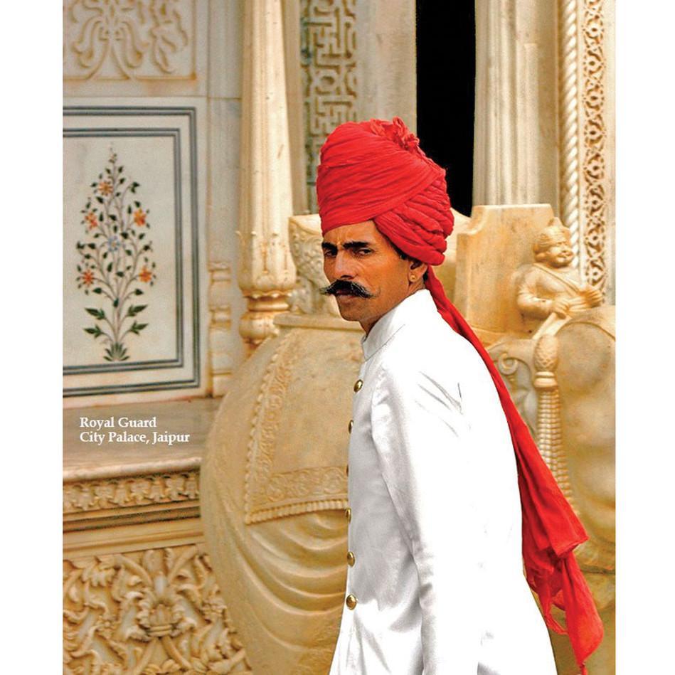 Royal Guard, Jaipur, India