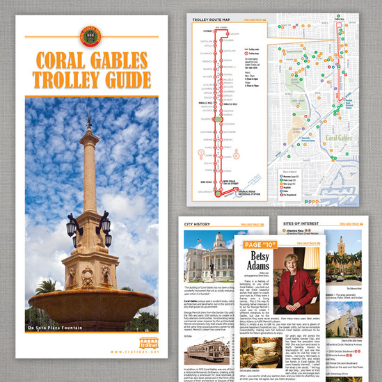 Coral Gables Trolley Guide