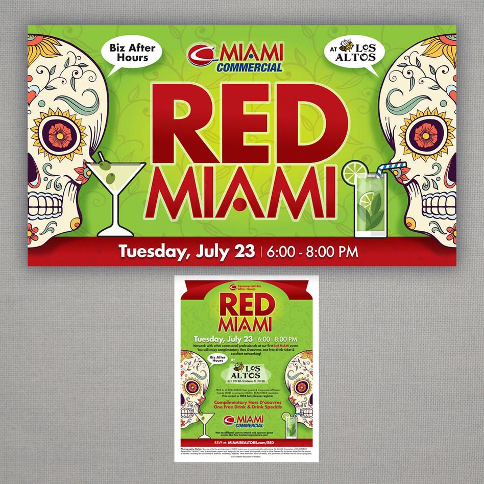 Miami realtors promo