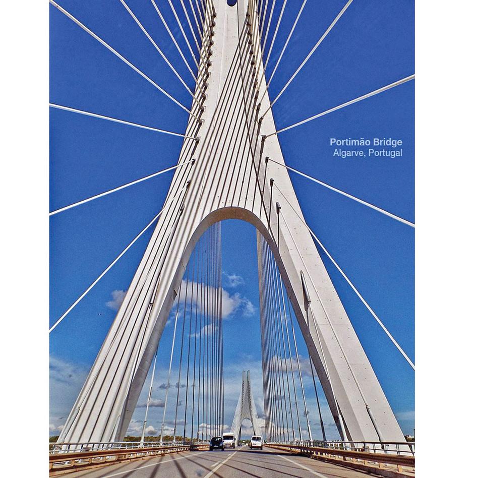 Portimao Bridge, Portugal