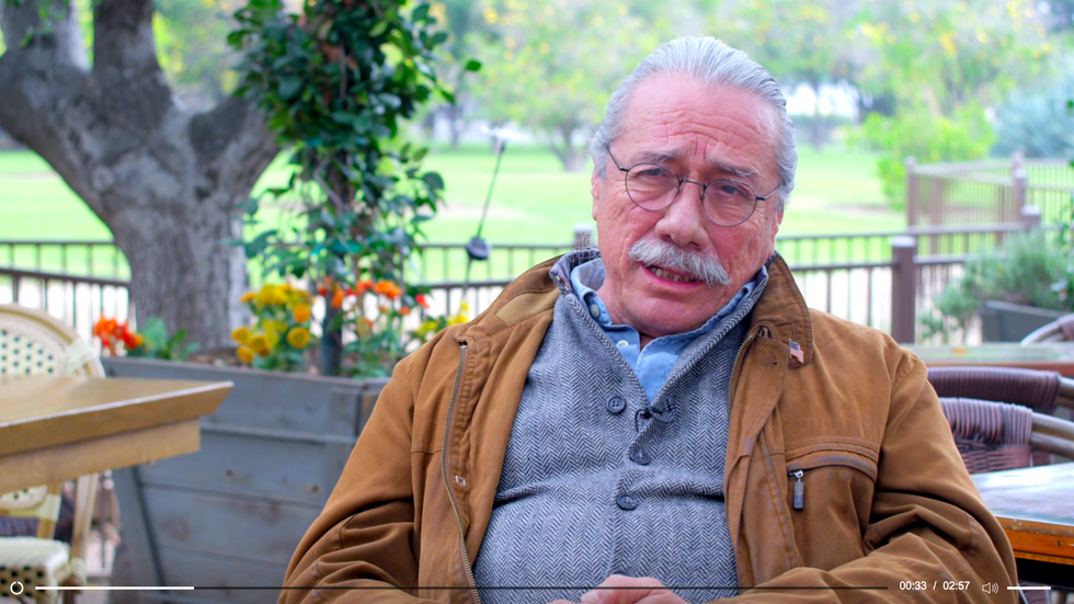 Co-produce video about the Latino Film Institute Youth Cinema Project for Telemundo Tech. It was created by Academy Award®-nominated actor Edward James Olmos to produce competent, resilient, real world problem-solvers and bridges the achievement and opportunity gaps by creating lifelong learners and the entertainment industry's multicultural future.