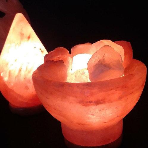 SHAPED Himalayan Salt Lamp