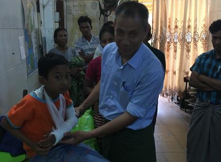 Myanmar Diary - update 3