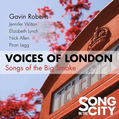 CD: Voices of London: Songs of the Big Smoke