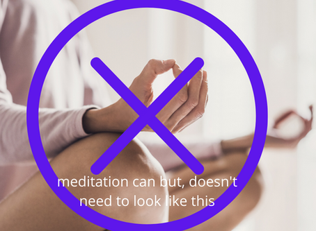How to debunk your meditation experience to find stillness
