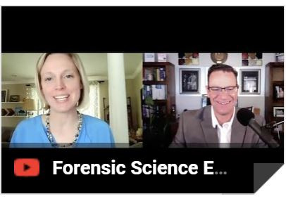 Forensic Science Executive Interview