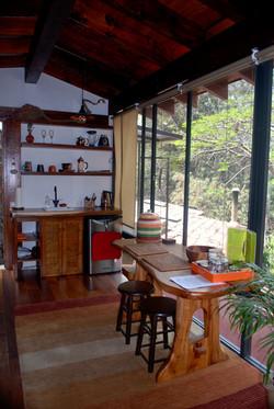 Zen Loft, Kitchenette