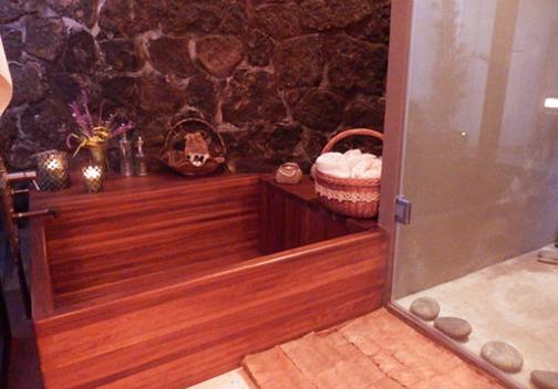 Satori | Baño con tina