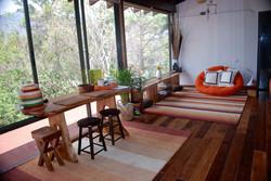 Zen Loft, Entrada