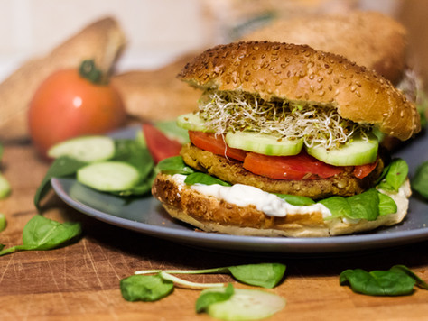 Gospodin Bijelić- najukusniji veganski burger
