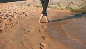 The Footprints in the Sand