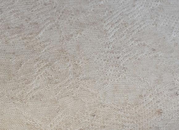 Leichter Baumwolljersey mit apparter Strucktur