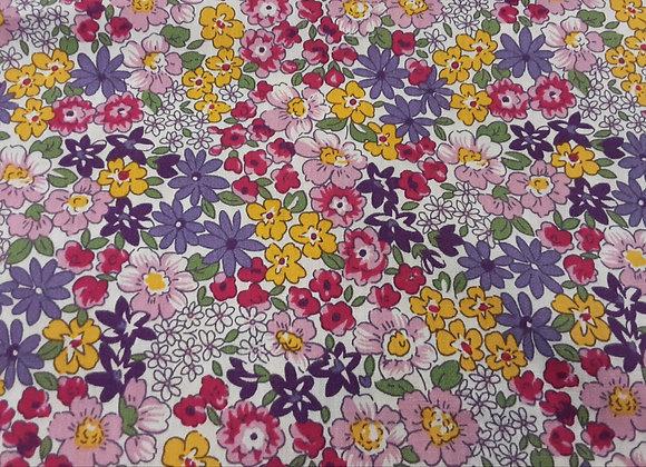 Baumwollpopeli ne Fuchsia Lilac