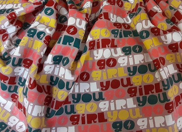 you go girl by Käselotti  von Swafing