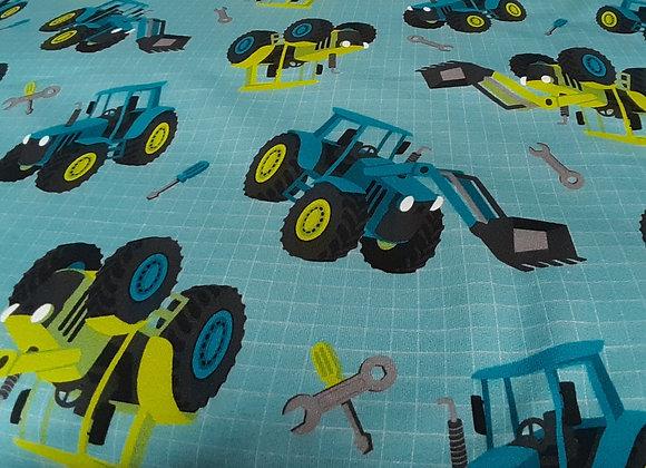 Traktorpower by Kretzmann