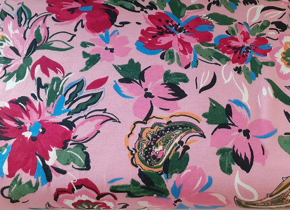 Jersey Pink Flowers