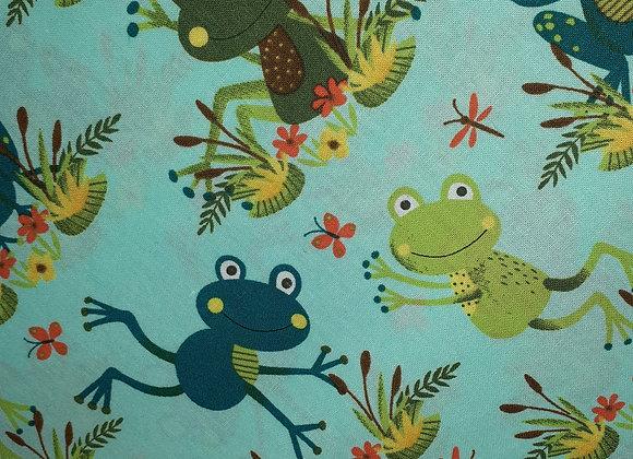 Frog's,  Dot's,  Stripes