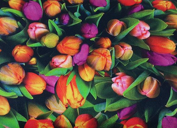 Digitaldruck Tulpen