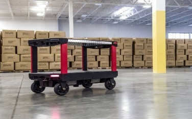 World's First Autonomous Carts Aimed at Factories and Logistics Launched