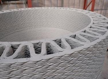 GE, COBOD & LafargeHolcim Partner to 3D Print Concrete Wind Turbine Bases