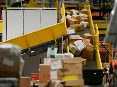 Amazon Rolls out Machine Learning Services to Monitor Workers and Machines