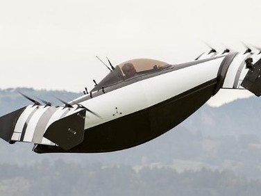 Google's Larry Page Invests into Another Passenger Drone Concept - 'BlackFly'