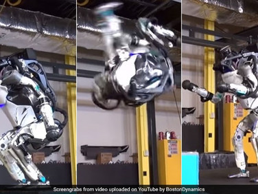 Humanoid Robots Gain Greater Agility