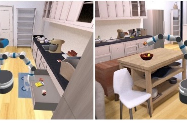 Facebook and Matterport Work on Realistic Virtual Training Environments for AI