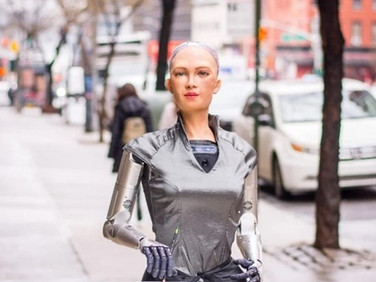 Uncanny Humanoid Robot 'Sophia' To Enter Mass Production in 2021