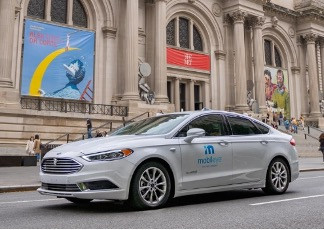 Mobileye's New York Self-Driving Tests May Mean It Is Ahead of the Competition