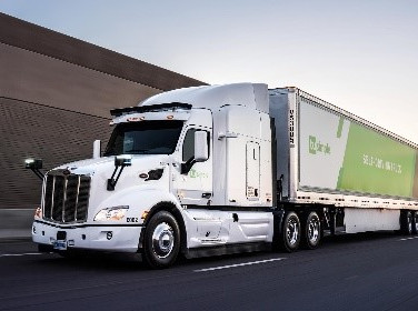 Navistar and TuSimple To Produce Autonomous Freight Trucks By 2024