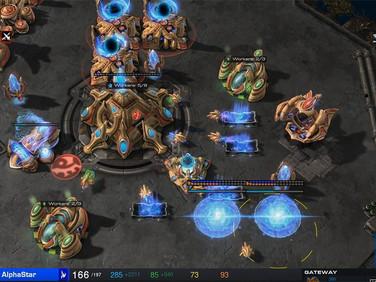 DeepMind's AlphaStar Reaches Grandmaster Level in StarCraft II Game