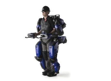 Start-up Sarcos Robotics To Commercialise First Full-Body Exoskeleton