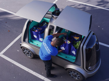 Nuro Becomes the First Commercialised Driverless Delivery Service in California