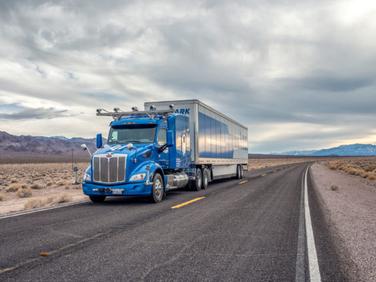 Embark Truck Completes U.S. Coast to Coast Autonomous Drive in 5 Days