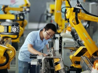 Chinese Robot Manufacturing Set to Reach 120,000 Units in 2017