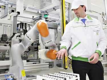 Centre for European Economic Research Suggests Robots Are Creating Jobs