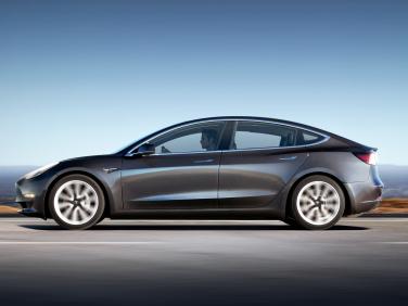 Tesla Launches Model 3