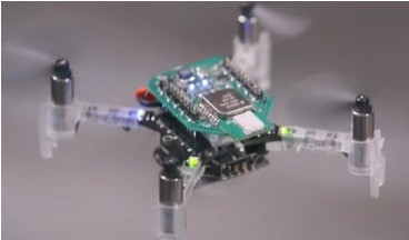 """""""Sniffy Bug's"""" Drone Swarm Works Together to Detect and Map Gas Leaks"""
