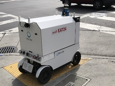 San Francisco Curbs Usage of Autonomous Delivery Robots on its Streets