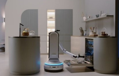 Samsung Shows Off Housekeeping Robots at Virtual CES 2021