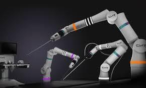 Cambridge Robotics Unveils First Versius Surgical Robotic System Images
