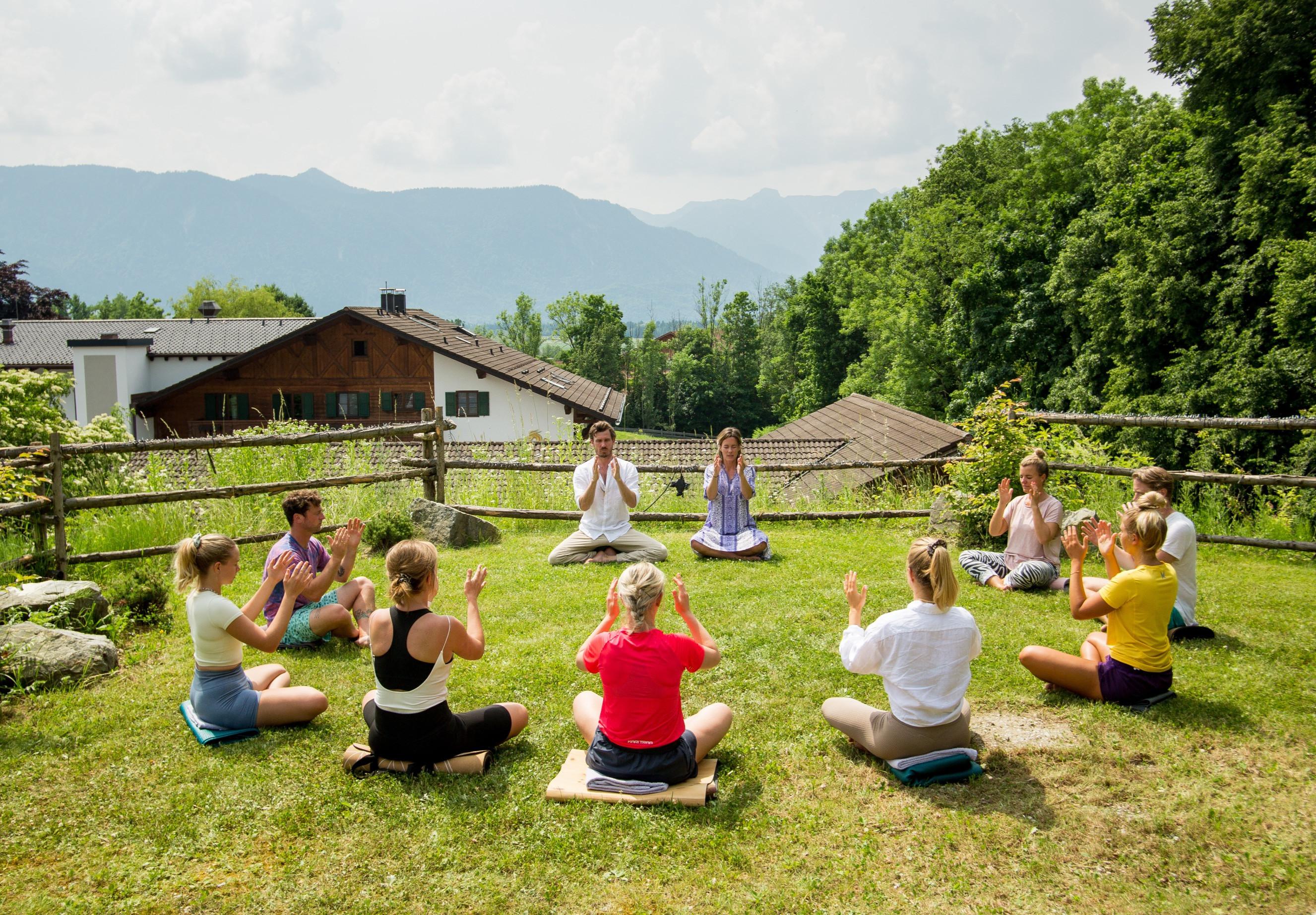 3 Tage Retreat am Alpenhof Murnau