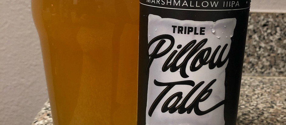 Beer of the Week 1/24: Triple Pillow Talk