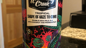 Beer of the Week 7/12: Tropical Shape of Haze to Come