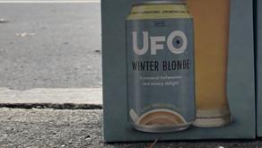Beer of the Week 11/8: UFO Winter Blonde