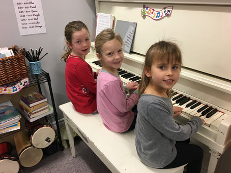 Part 2! The Benefits of Early Childhood Music Education