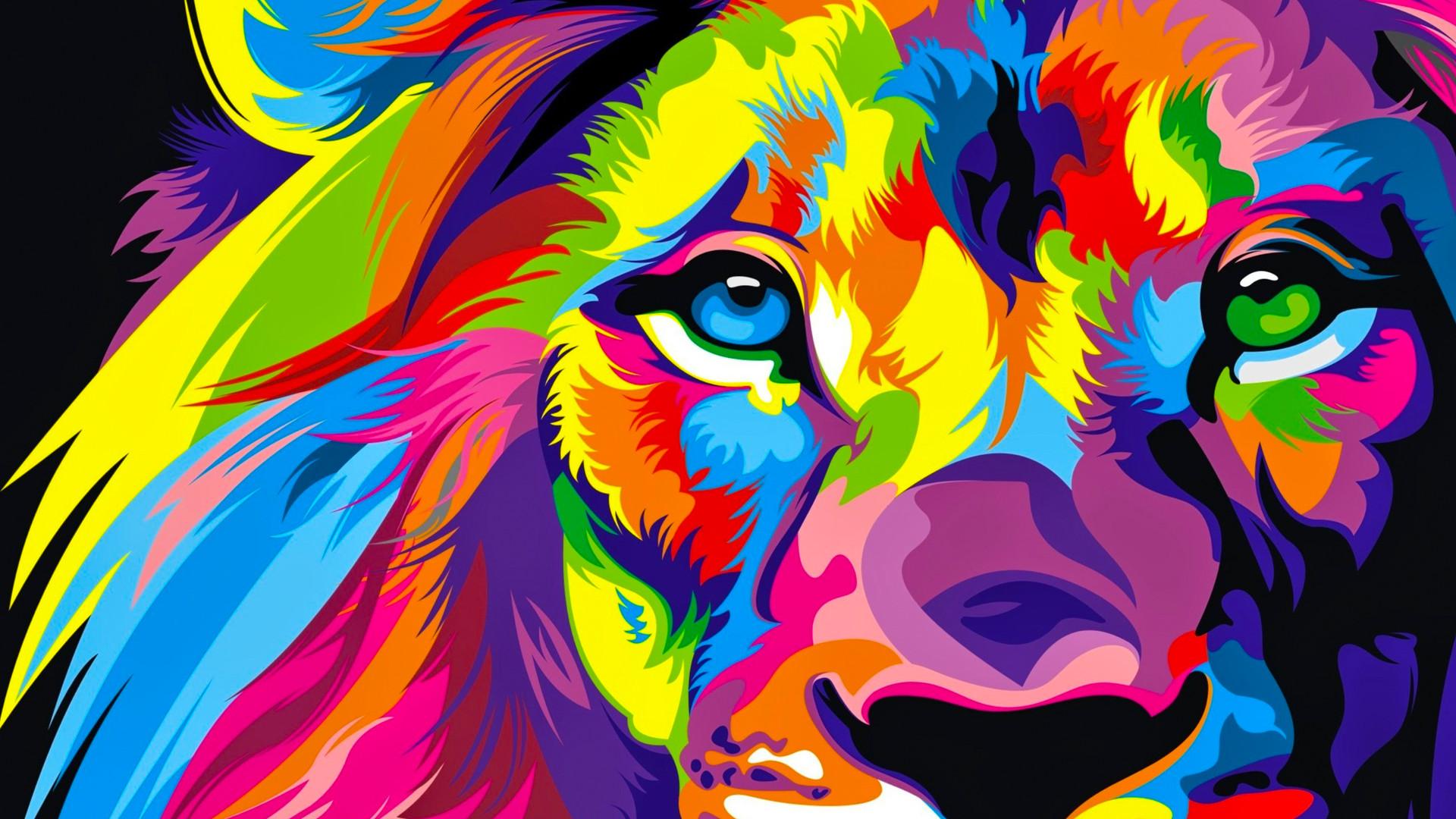 Technicolor Lion Front Face.jpg
